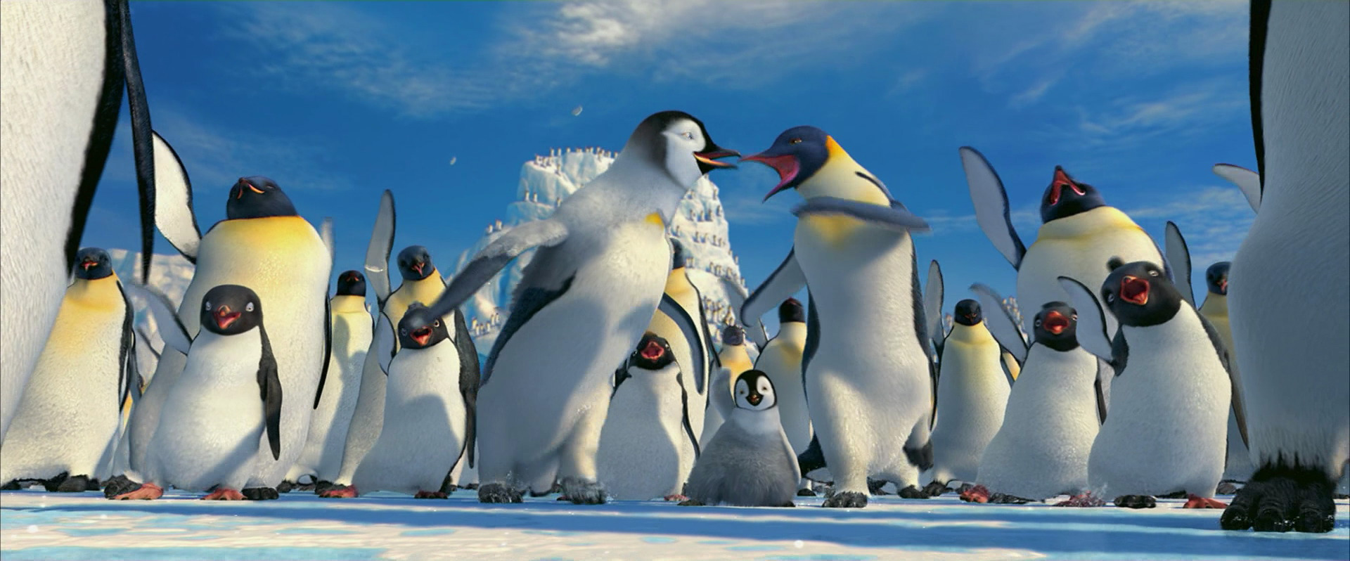 Erik - Happy Feet Wiki, The Movie-Based Happy Feet Encyclopedia