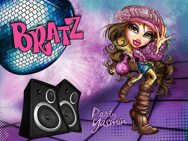 image bratz party yasmin wallpaperjpg bratz wiki