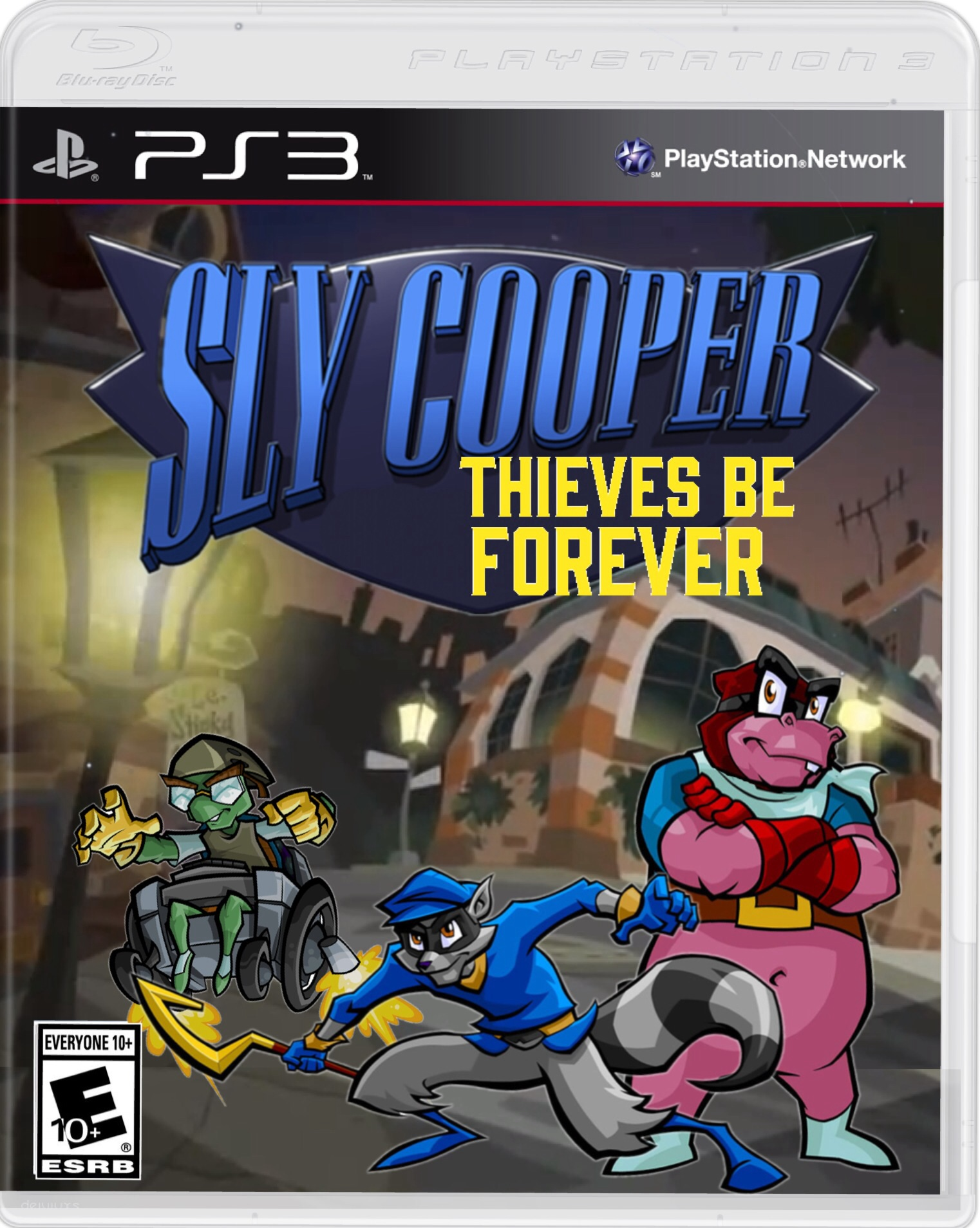 Sly cooper 5 release date in Australia