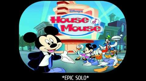 Disney's All-New House of Mouse