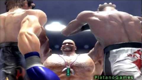 Craig Marduk - Tekken 5 Prologue & Epilogue - HD