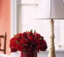 Valentine's Day Flower Vase
