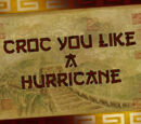 Croc You Like a Hurricane