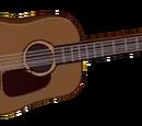 Guitarra de Jake