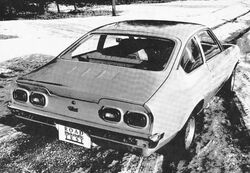 1971 Vega - Track & Traffic April 1971