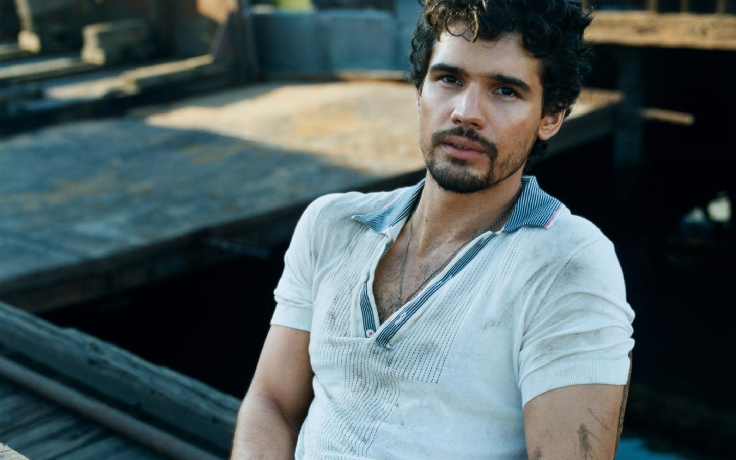 Steven Strait Profile: The Expanse (Syfy 2015