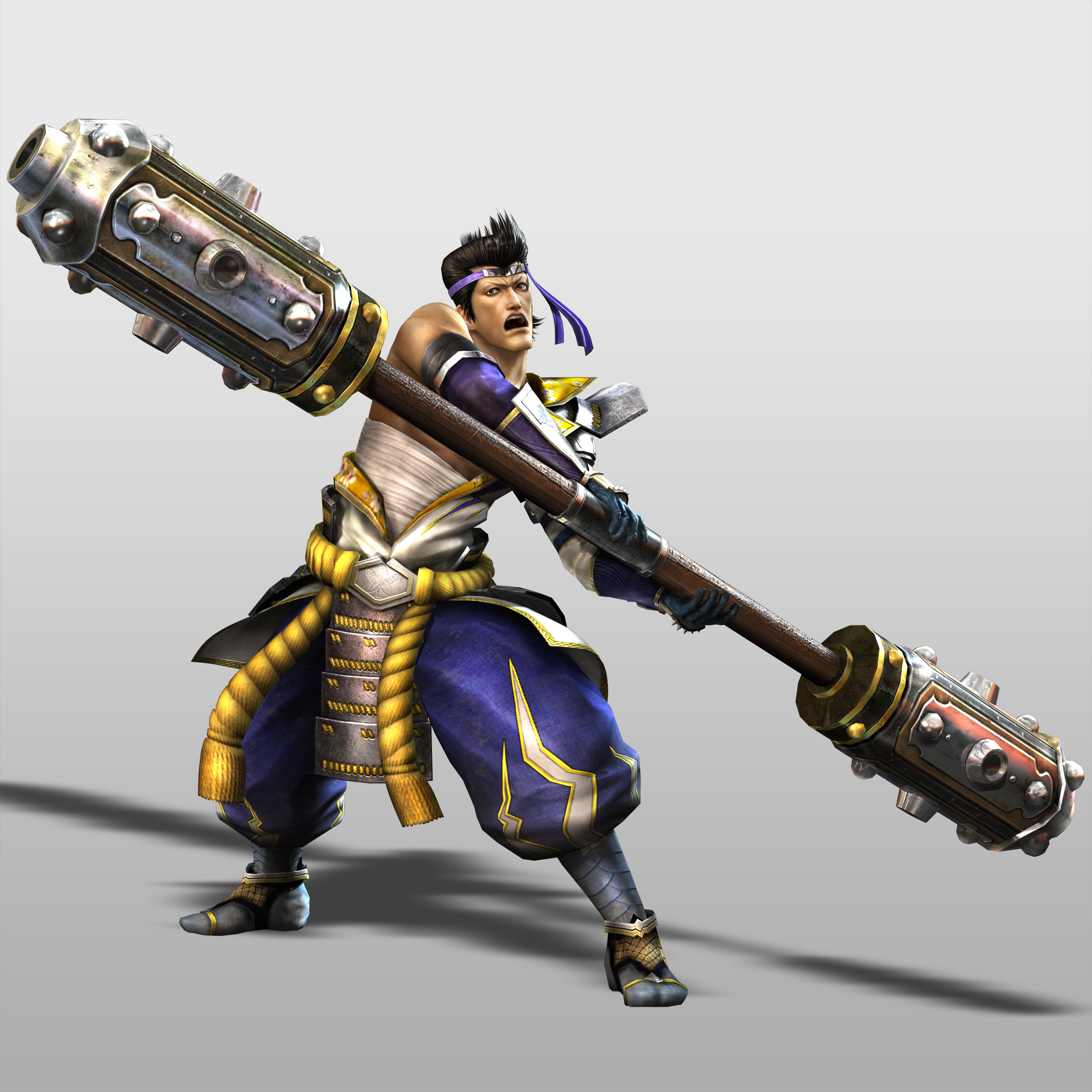 Warriors Orochi 3 Ultimate Weapons Big Star: Masanori Fukushima