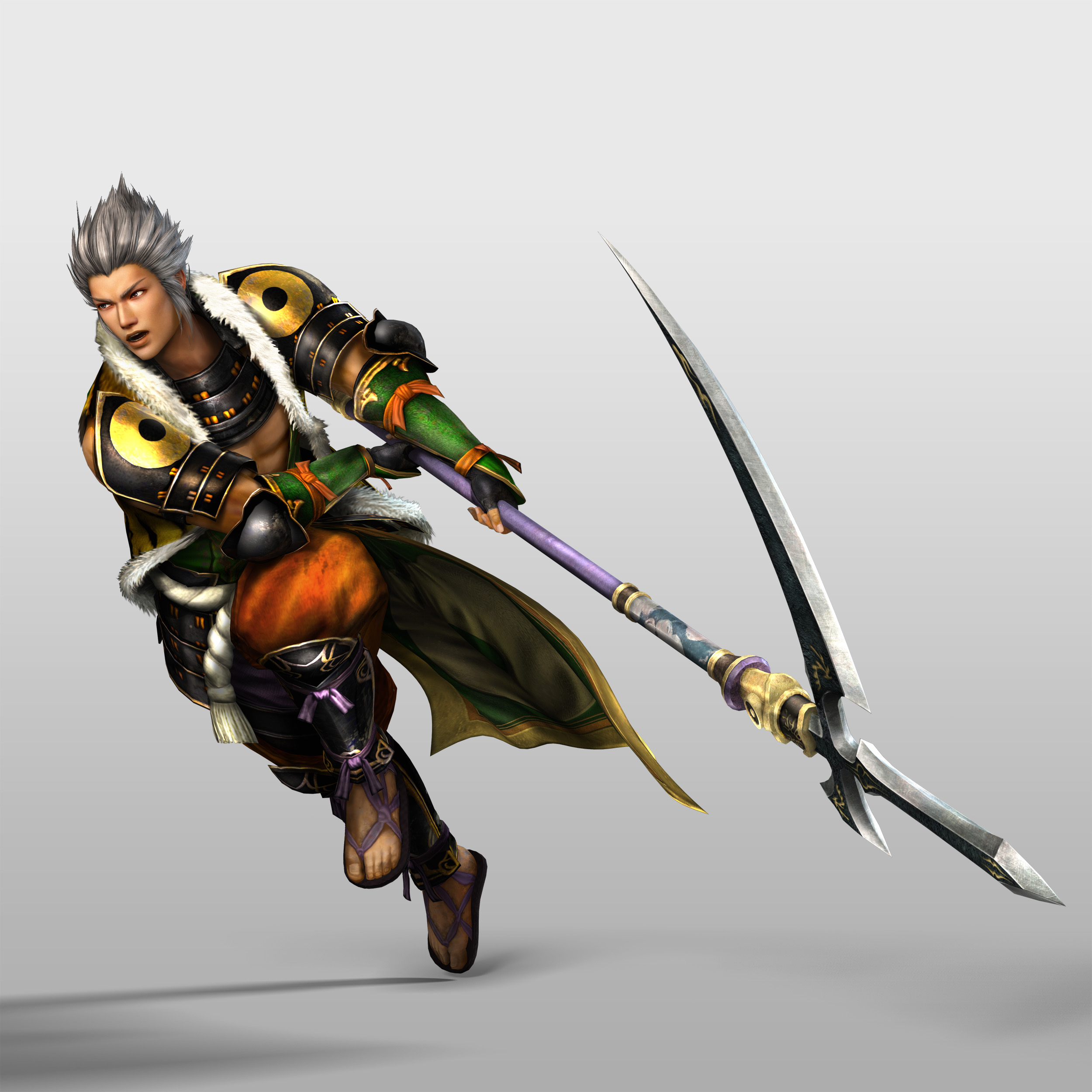 Warriors Orochi 3 Ultimate Weapons Big Star: Kiyomasa-sw4