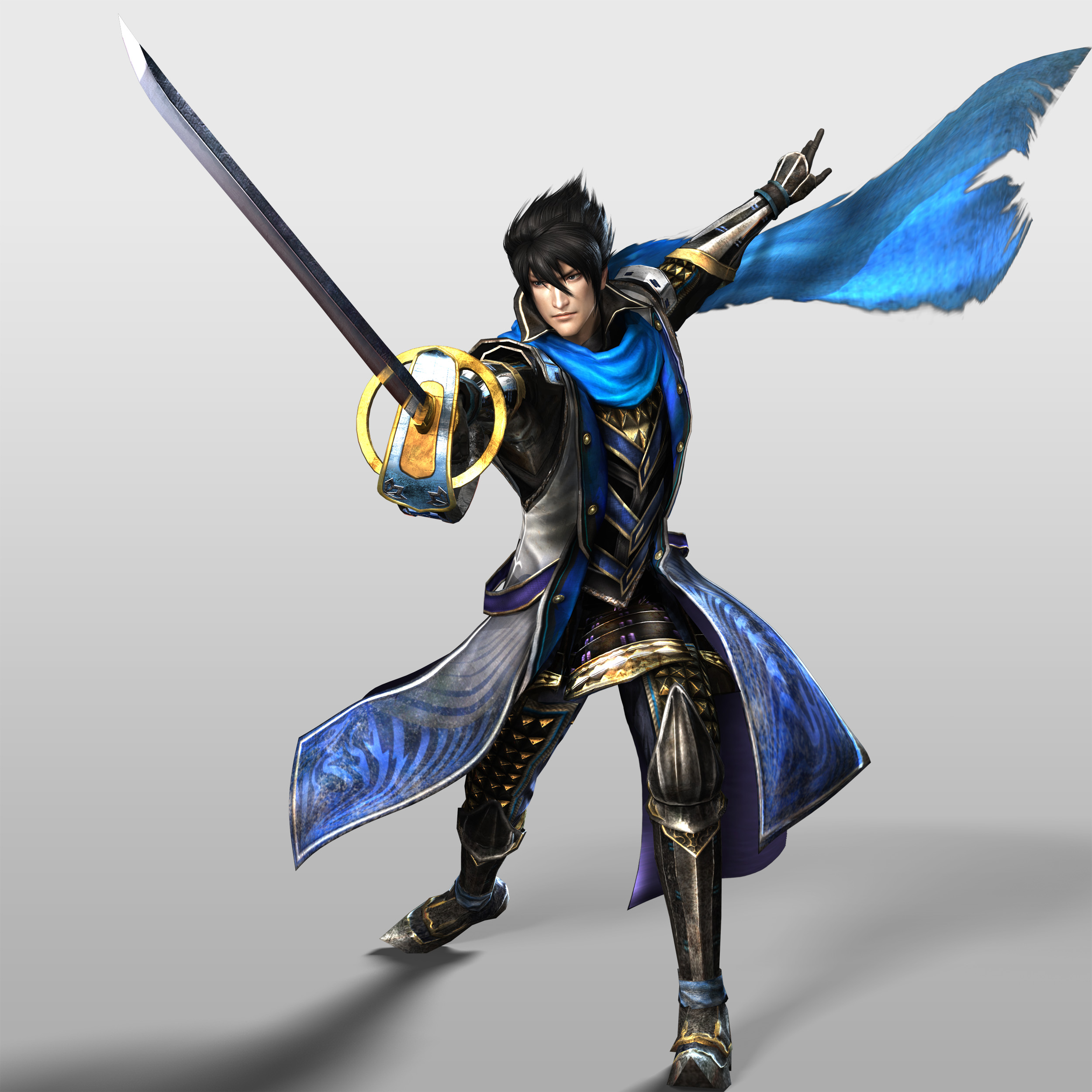 The Protectors of Ransei! *New and improved* Takatora-sw4
