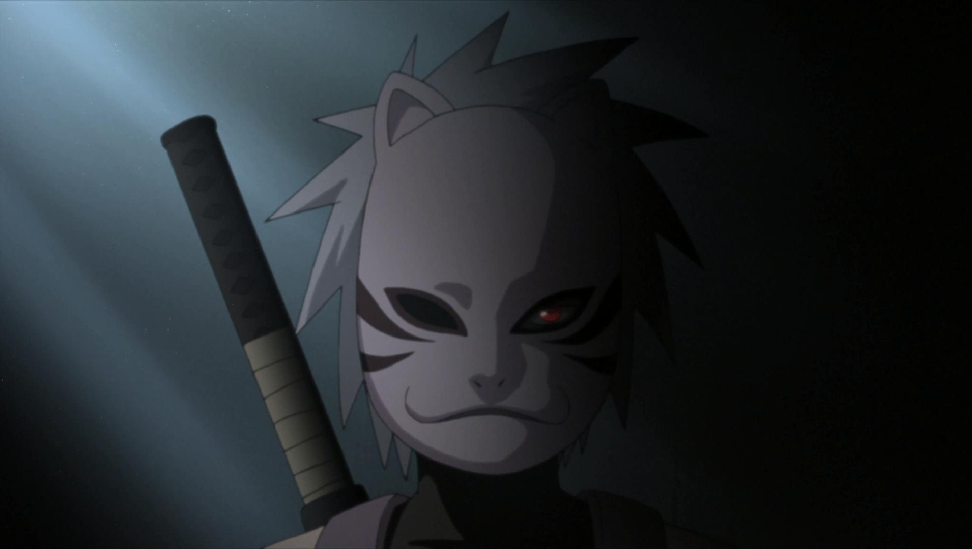 Naruto Shippuden Kakashi