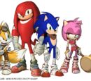 Amy Rose (Sonic Boom)/Gallery