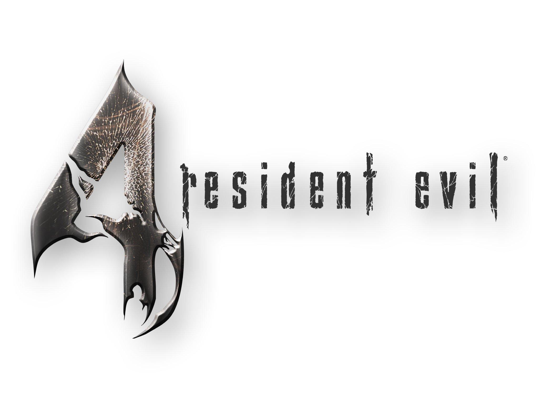 Resident Evil 4 - Logopedia, the logo and branding site