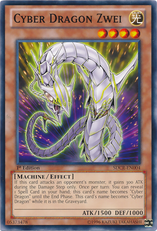 Cyber Dragon Zw... English Translation Of German Names