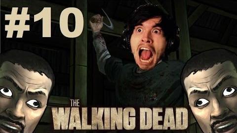 EL GRAN FINAL The Walking Dead Parte 10