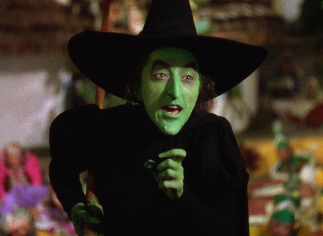 wizard of oz wicked witch name