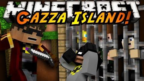 Minecraft Mini-Game GAZZA ISLAND!