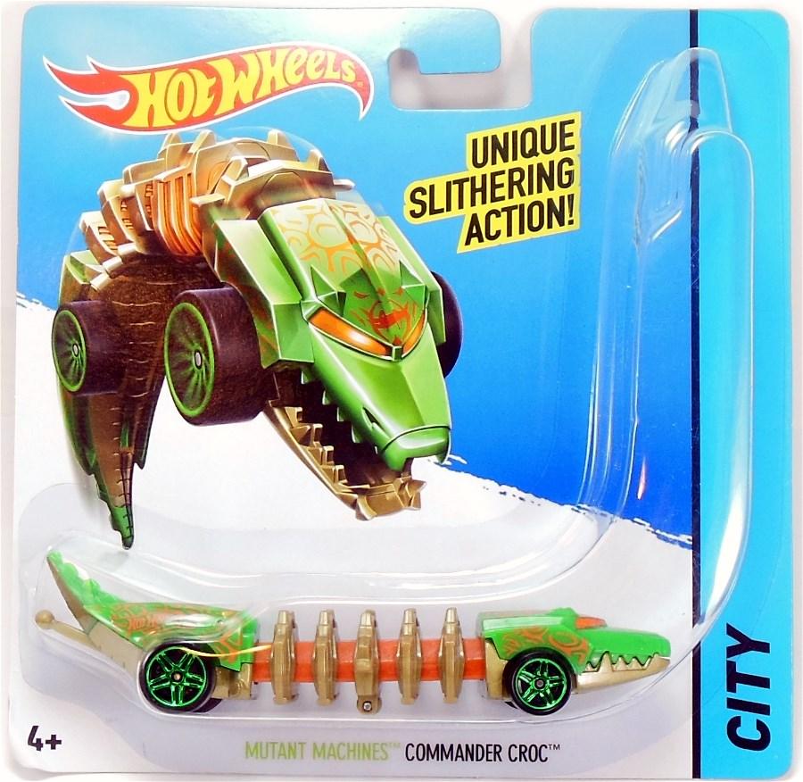 2014 Commander Croc Green