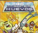 DC VS MARVEL: Super Huevos