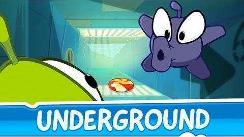 Om Nom Stories Underground (Episode 26, Cut the Rope 2)