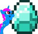 Princesa Diamon Sparkle