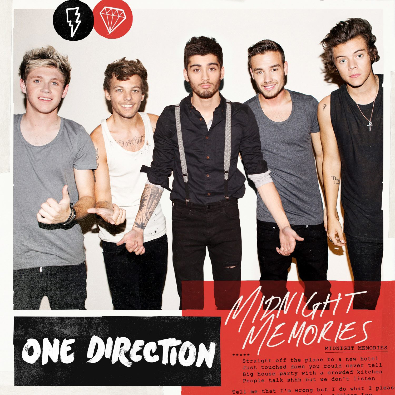 Who is dating in one direction 2014