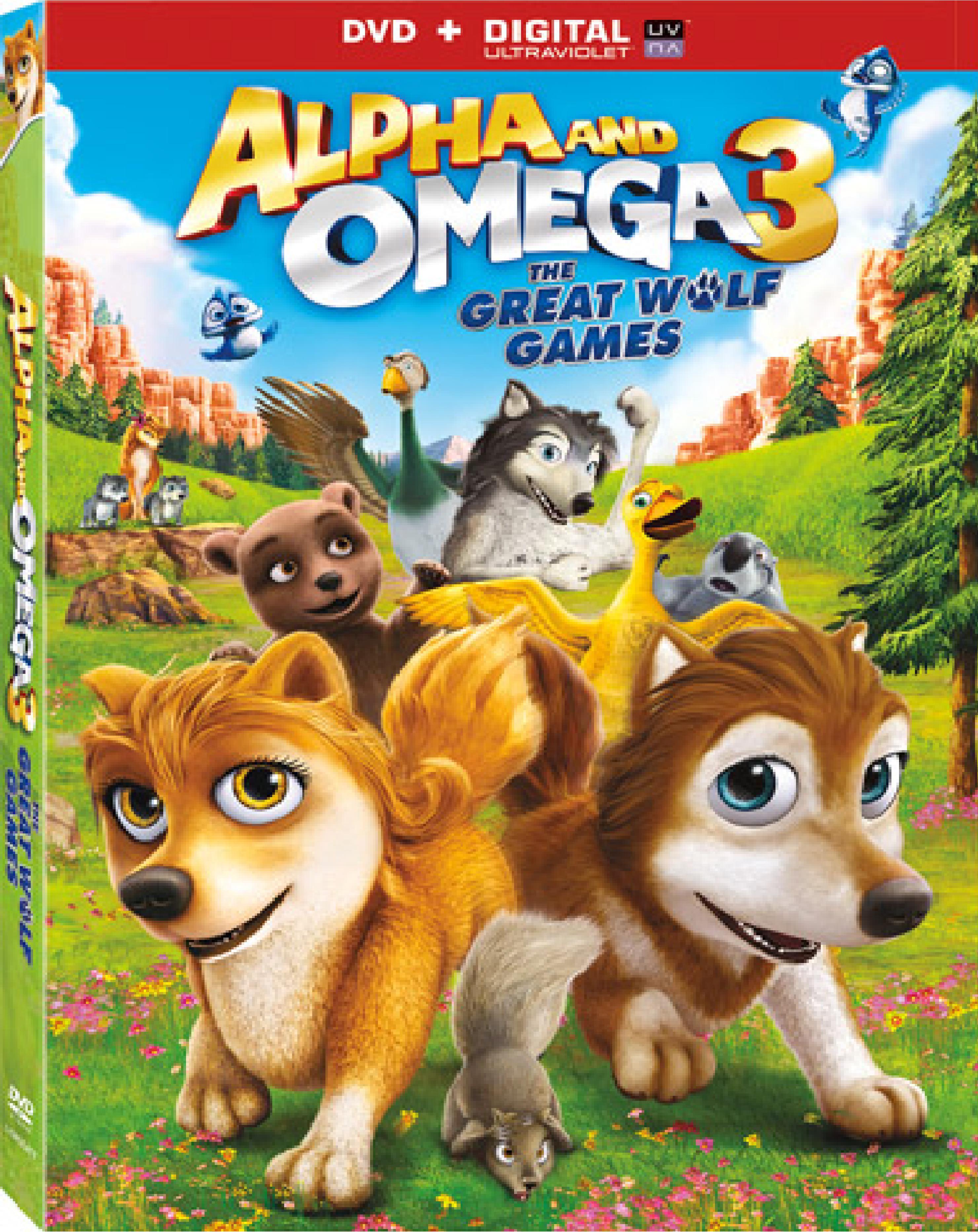 Alpha and Omega (Pelicula con secuelas) A%26O3_cover