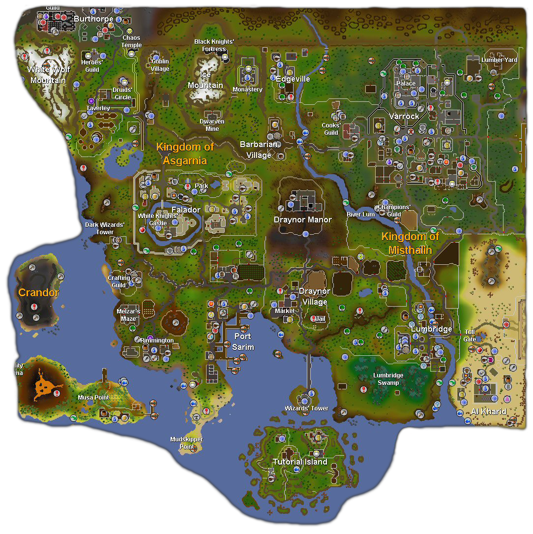 28 Osrs Wilderness Slayer Map Maps Database Source