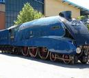 Six Coupled Locomotives