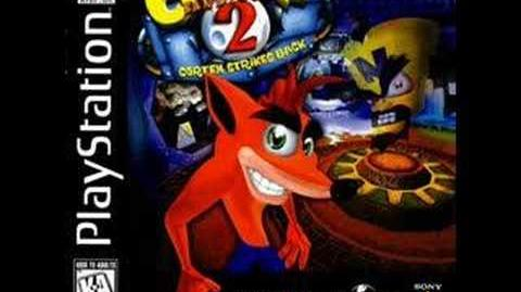 Crash Bandicoot 2 - Credits