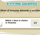 A Fitting Sacrifice