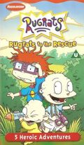 Rugrats International Videography Nickipedia All About