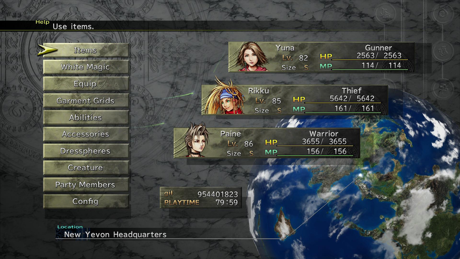 Final Fantasy X/X-2 HD Remaster - Wikipedia