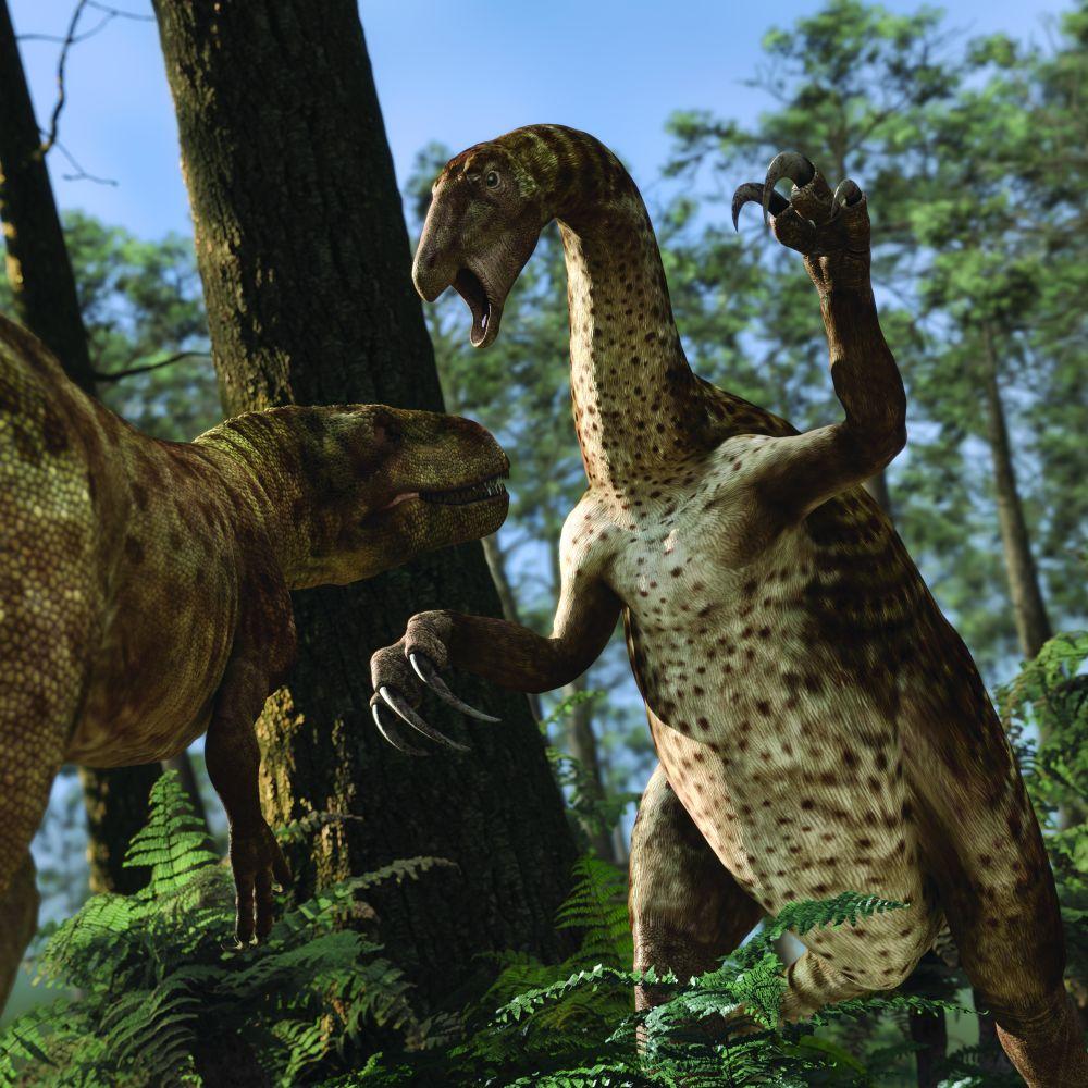 Dinosaurier hantei naked scenes
