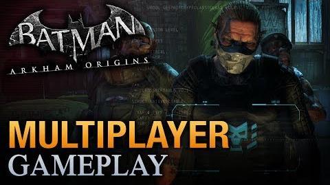 Batman Arkham Origins Multiplayer Elites Video Batman Arkham Origins