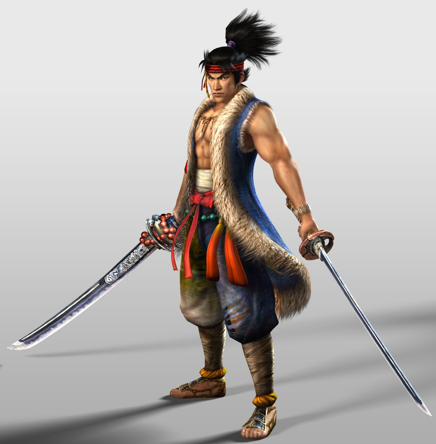 The Protectors of Ransei! *New and improved* Musashi-sw4