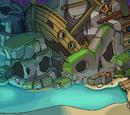 Laguna Bajo la Luna