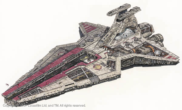 the ships of star wars