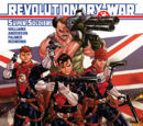 Revolutionary War: Supersoldiers Vol 1 1