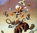 Η Μεγάλη Βιβλιοθήκη Disney Τόμος 32- O Βασιλιάς των Γελαδάρηδων