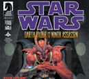 Star Wars: Darth Vader and the Ninth Assassin Vol 1 1