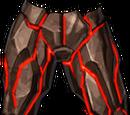 Magma Golem Shell Legs