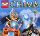 Promocyjny magazyn Legends of Chima
