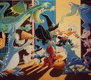 Η Μεγάλη Βιβλιοθήκη Disney Τόμος 24- Το Άγγιγμα του Μίδα