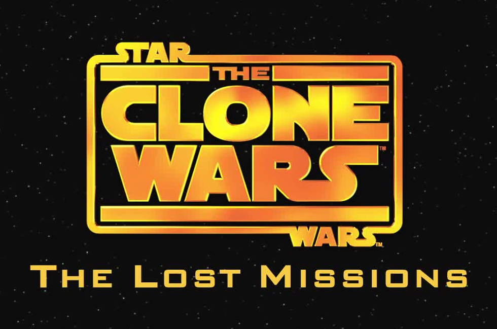 Clone Wars Lost Missions Dvd The Clone Wars The Lost