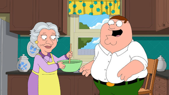 Watch Family Guy Season 12 Episode 12 Mom's the Word