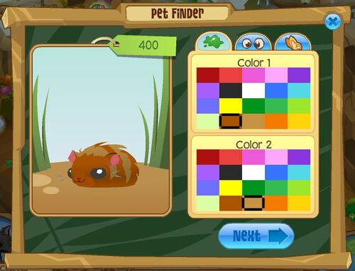 Hamsters the animal jam wiki