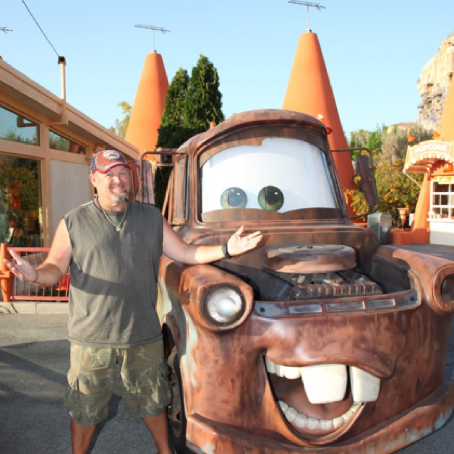 Cars Land Pixar Wiki Disney Pixar Animation Studios