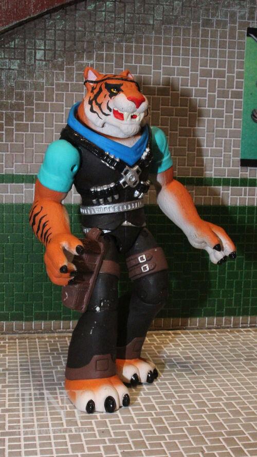 Tiger Claw Gallery Tmnt Wiki Wikia