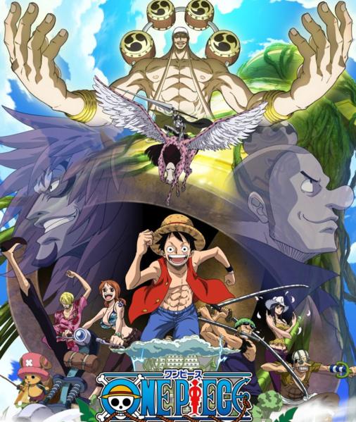 One Piece SKYPIEA Manga Volume 25 Japanese Anime BOOK