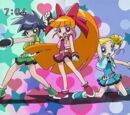 The Powerpuffgirls z